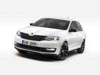 Skoda Rapid Limousine Facelift 2017