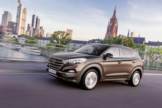 Hyundai Tucson Advantage 2017 1.6 T-GDI 2WD 7DCT