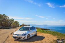 VW Golf GTE 2017