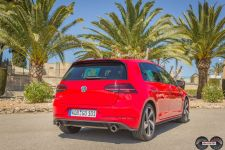 VW Golf GTI Performance 2017 Heckansicht