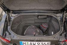 Kofferraum Abarth 124 Spider
