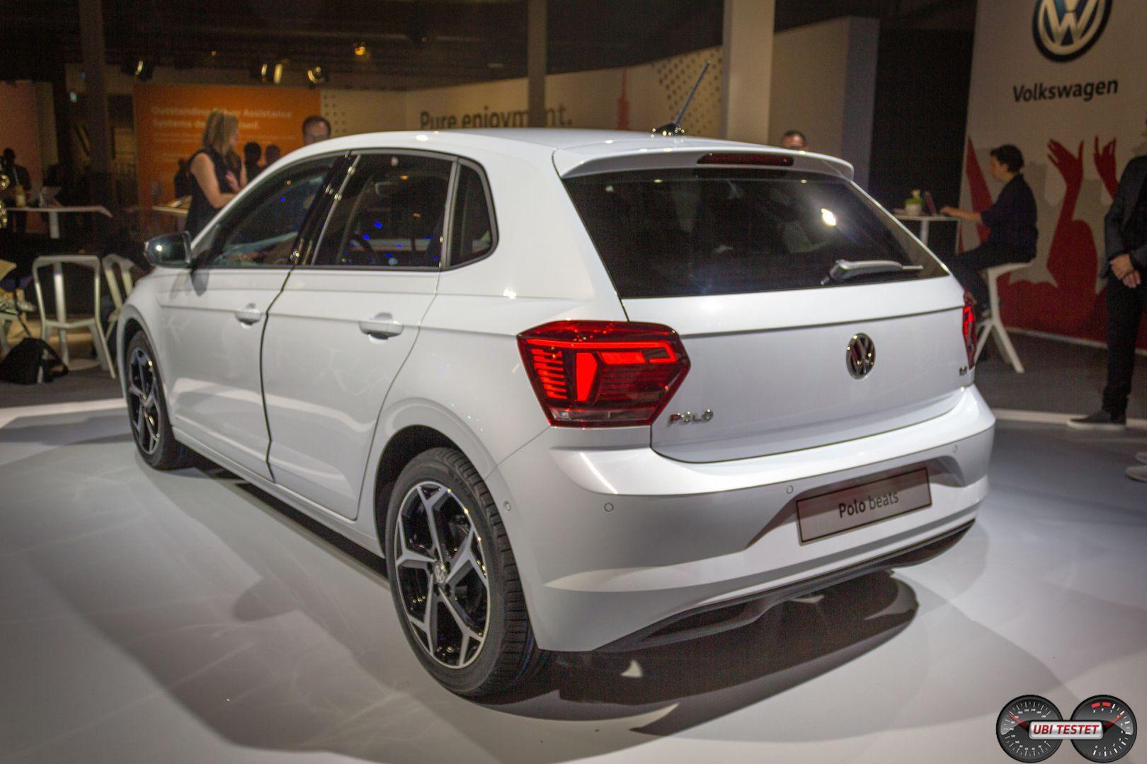 VW Polo VI Beats