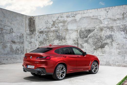 BMW X4 M40d