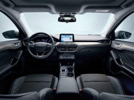 Ford Focus Innenraum Titanium 2018