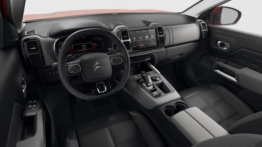 Citroën C5 Aircross 2018 Interieur