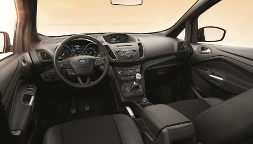 Ford C-Max Sport Innenraum