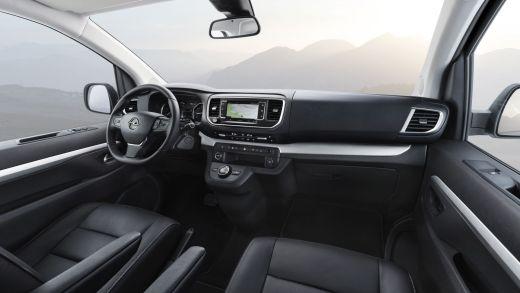 new Opel Zafira 2019