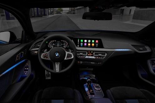Innenraum BMW 1er 2020