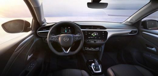 Innenraum Opel Corsa F