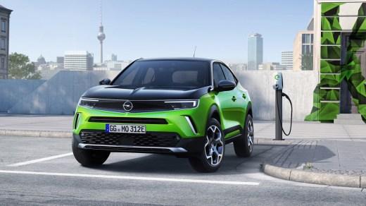 new Opel Mokka e