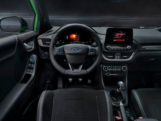 Ford Puma ST Sportsitz Recaro ST Performance Paket