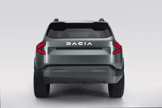 Dacia Bigster Dacia Duster Dacia 2021 Dacia Concept 2021