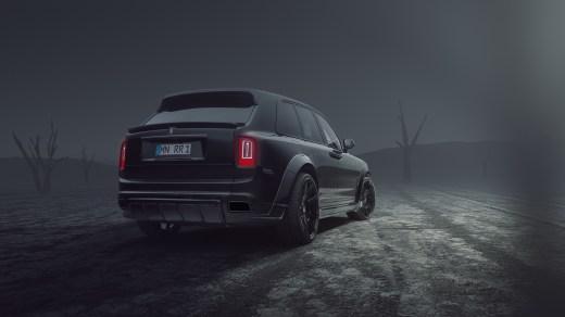 Rolls Royce Cullinan Black Badge 2021 Novitec SPOFEC