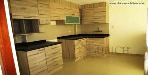 cocina de departamento en venta cerro colorado Quinta azores I