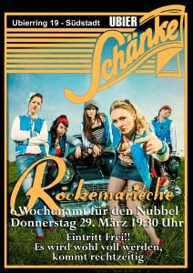 """Sechs Wochenamt für den Nubbel mit """"Rockemarieche"""""""