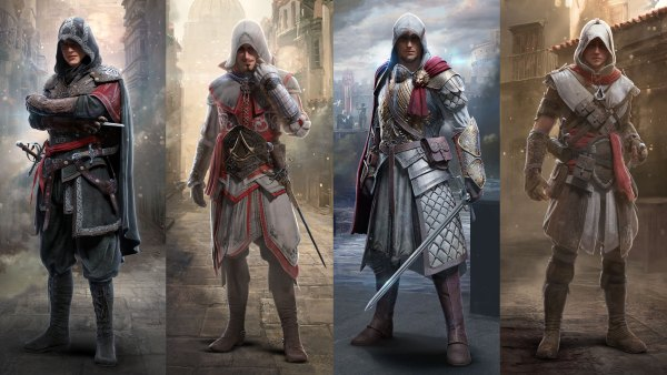 Assassin's Creed® Identity - FREE on Android & iOS   Ubisoft