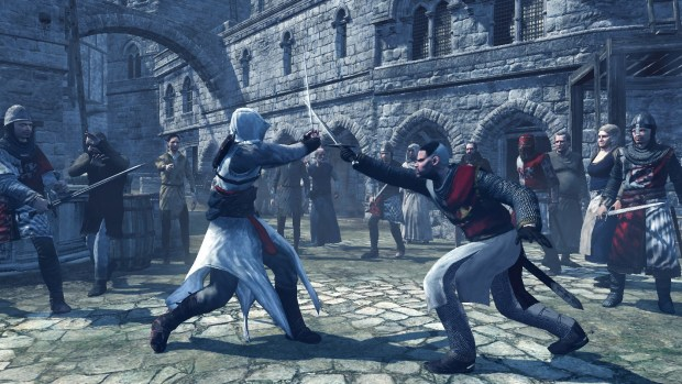 Comparing Assassin's Creed One to Syndicate