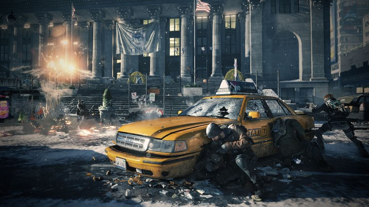 Let's Talk Xbox Tom Clancy's The Division Ubisoft