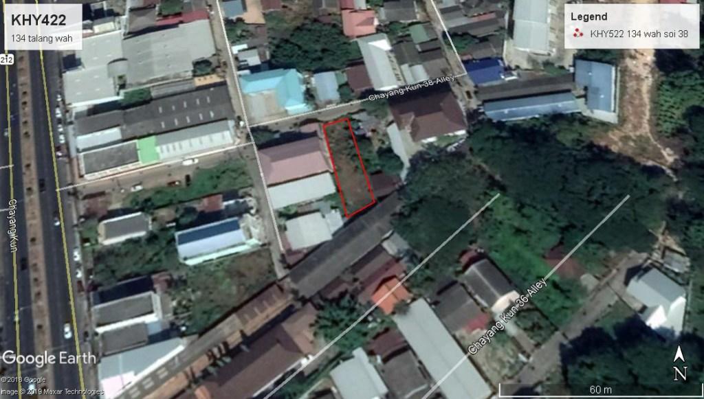 134 talang wah Soi 38 Chayangkun Road Kham Yai