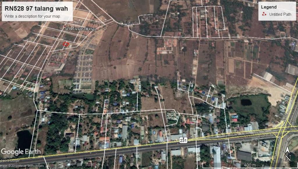 97 talang wah plot Rai Noi Ubon
