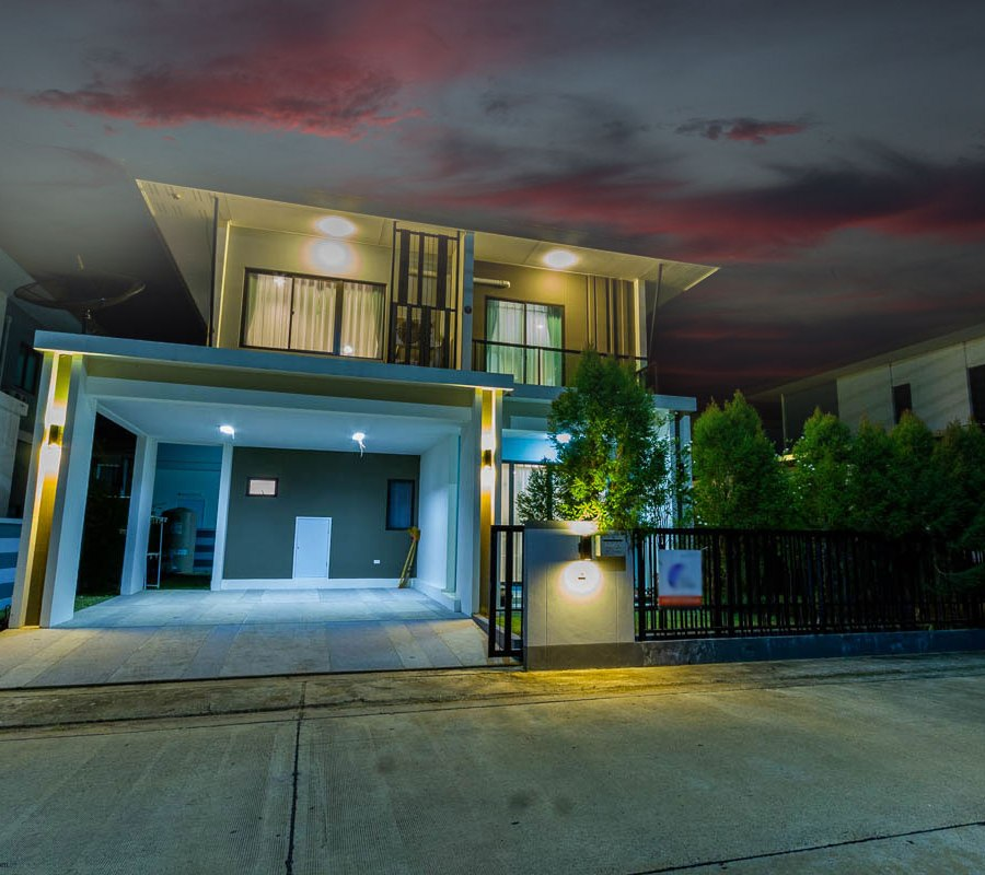 3 bed rental home Charamae Ubon Ratchathani