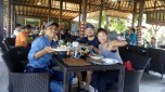 Lunch at Bebek Joni Restaurant
