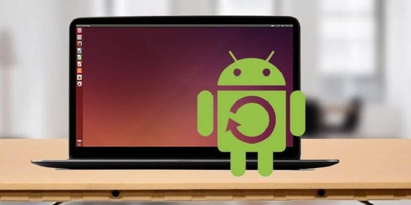 Cómo hacer un bakcup de Android en Ubuntu sin ser root?