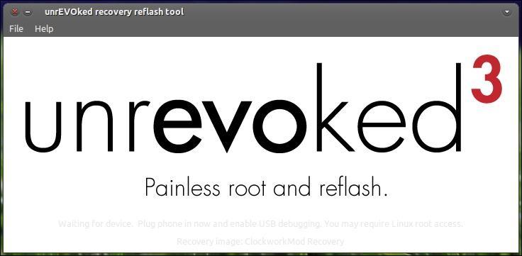 reflash - Получаем root на Android из Ubuntu