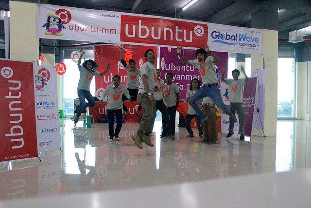 Ubuntu Myanmar LoCo Team