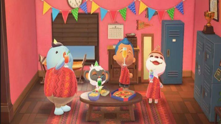 Animal Crossing by Ubuntu Cafe