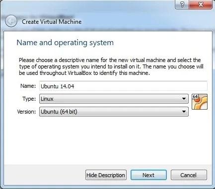 Cara Install Ubuntu di Virtualbox Dengan Mudah 2