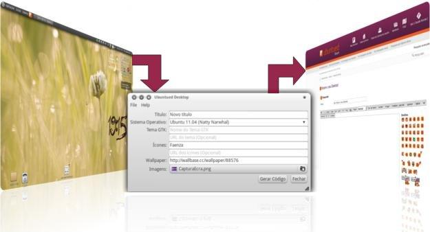 Ubuntued Desktop