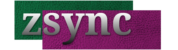 zsync logo