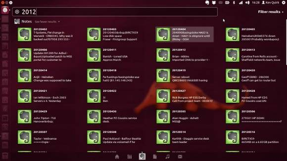 Everpad Unity Lens Ubuntu 14.04