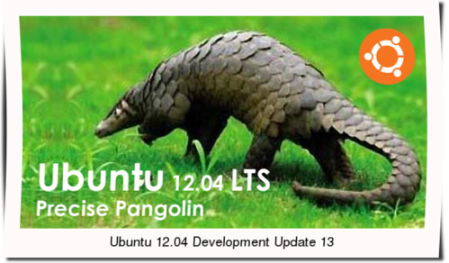 Ubuntu 12.04 Development Update 13