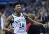 Giannis Antetokounmpo runs rampant against the Jazz