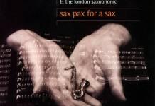Album: Moondog - 'Sax Pax For A Sax' (listen) - music - album