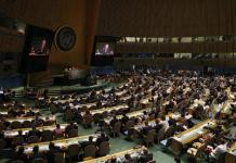 UNGA adopts resolutions on the oceas and seas, with Turkey being the only UN member state voting against