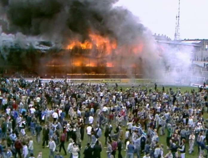 Football Stadium Disasters: Poor Infrastructure, Neglect and Accidents