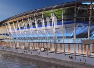 Everton move ahead with new stadium plans