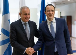 Statement to the Press by Foreign Affairs Minister, Mr Nikos Christodoulides, after the deliberations with the Secretary-General of the Union for the Mediterranean