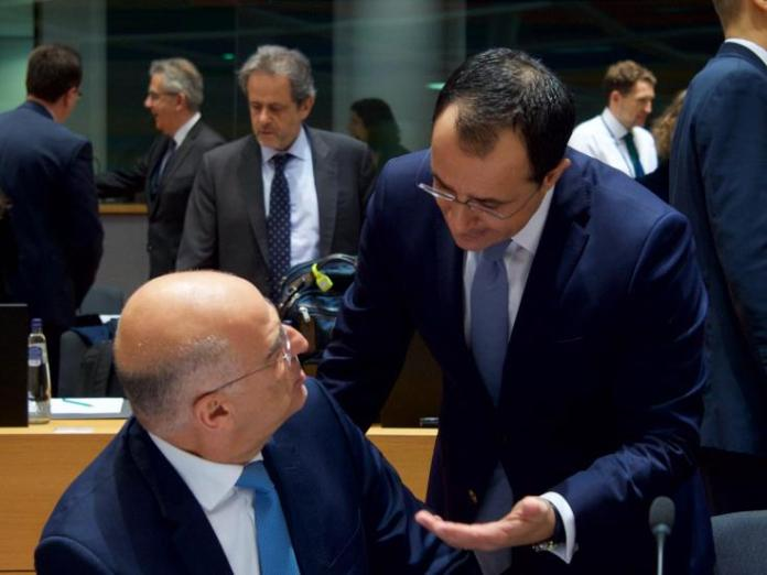 Speaker of the House of Representatives of Libya, Aguila Saleh, has asked the Cypriot Foreign Minister, Nikos Christodoulides, to convey to the EU two messages as regards the current situation in his country.