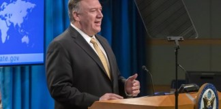 Pompeo to reaffirm support for reunification efforts during visit to Cyprus on January 7, State Department says
