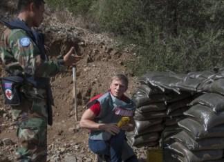 18 suspected hazardous areas in Cyprus are declared mine-free