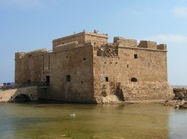 Pafos Castle will be open to the public from 23 December 2019