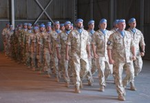 UNSG's report on UNFICYP being drafted, Spehar to meet Cyprus leaders before flying to New York