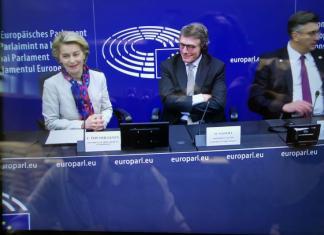 Behaviour of Turkey in Cypriot EEZ unacceptable, von der Leyen says