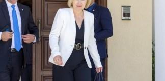 Special Representative and Head of UNFICYP Elizabeth Spehar briefs UN Security Council
