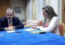 The only way forward in Cyprus is to invent a new form of dialogue European Economic and Social Committee President Luca Jahier has told CNA, stressing the importance of fostering the efforts of civil society to prepare the ground for a solution.