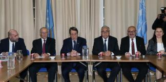 Cyprus leaders agree to increase cooperation to protect Cypriots from coronavirus